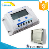 panneau solaire d'écran LCD de 10A 24V/12V/contrôleur Vs1024A de pouvoir