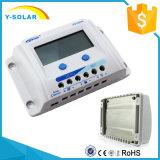 10A 24V/12V LCD Bildschirmanzeige-Sonnenkollektor/Energien-Controller Vs1024A