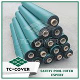 Tissu en maille de haute résistance à la teinte verte