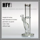 "Hfy Mobius 10 "" 똑바른 관 연기가 나는 유리제 수관 Glassbong"