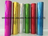 엄밀한 크리스마스 훈장을%s 색깔을%s 가진 자필 Laser PVC 필름 또는 장