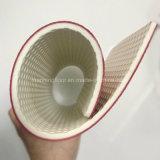Красный Snaked крен настила PVC пола винила для баскетбольной площадки настольного тенниса с SGS Ce