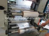 machine flexographique de roulis de papier d'imprimerie des couleurs 1meter 4