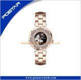 Wristwatch женщин моды диаманта нового продукта сетноой-аналогов