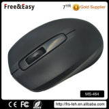 Ratón óptico atado con alambre USB durable de la talla media mejor para la oficina