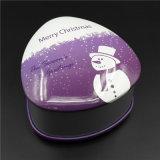 크리스마스 시리즈 포장 상자 주석 금속 상자 (T001-V9)
