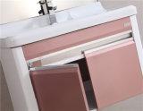 新しいPVC虚栄心のカシの浴室の虚栄心のキャビネット
