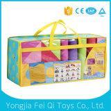 Blocs de mousse éducatifs de synthons des jouets des grands enfants de bulle de logiciel 48 synthons