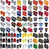 Commerce de gros de Hockey Baseball Basketball Football Rugby Soccer College Hoodies Jerseys