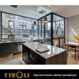 開架のKithenの食料貯蔵室デザイン白い台所家具(AP092)