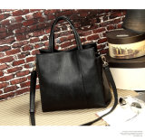 Le sac à main du femme en cuir d'unité centrale d'épaule de Madame Style Designer Fashion Bag