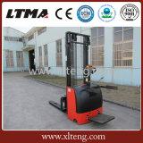 Empilhador elétrico da pálete do equipamento industrial do armazém de 1.5 toneladas