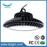 De UL&Dlc Goedgekeurde 150W Lichten van de LEIDENE Baai van het UFO Hoge