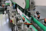Коробка автоматического слипчивого стикера цены по прейскуранту завода-изготовителя квадратная/машина для прикрепления этикеток бутылки