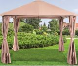 Garden Screenhouse Garden Gazebo with Mosquito Insects Free Wall