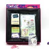 Fabricant de papier de qualité supérieure des cartes à jouer ensemble la conception personnalisée de l'impression d'alimentation planche de jeu les jouets pour les loisirs