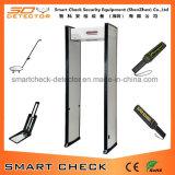 Single Zone Super Scanner détecteur de métaux Full Body Scanner