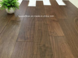 Cire naturel noir noyer huilé Engineered Wood Flooring