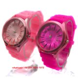 Fashion Japan Quartz Movement Plastic Watch Fs436