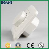 Dimmer LED électronique populaire pour le marché européen, blanc, 250VAC