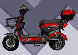 大人の電気モペットのスクーターの大きいRearboxの前部ディスクブレーキモーター車輪