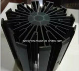 Radiateur radiateur d'aluminium d'Al-6063/6082 T5/T6/en aluminium d'extrusion/