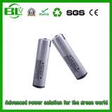 フラッシュライトの18650の李イオン電池のための保護された100%確実なSamsung NCR18650b 3400mAh電池セルか医学はまたはEbike装備する