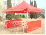 جديد نمو تصميم سوداء يطوي خيمة لأنّ يتاجر عرض ترقية