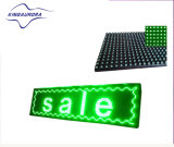 P10 Single Green Outdoor LED Module