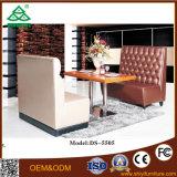 Sofà sezionale di cuoio moderno del sofà di Anson per il salone