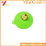 Customzized OEM 보편적인 실리콘 커피 차잔 뚜껑 또는 덮개