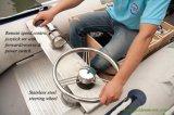 20HP電気ボートエンジンの電気船外電気推進力の船外か電気船外エンジン