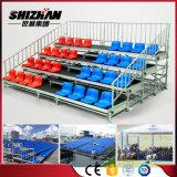 Blanqueador al aire libre de los acontecimientos deportivos, gradería cubierta espectadora, soporte de la audiencia del metal