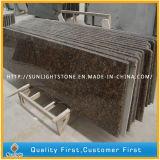 Prefabricada pulido Brown Báltico Granito Piedra encimeras de baño