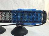 赤いLEDのライトバーのための熱い販売のプラスチックカバーか青またはこはく色または黒