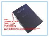 3.7V, ion de lithium de 10000mAh 4599150 Plib /Polymer pour la tablette PC