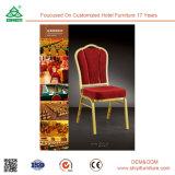 Hotel-Möbel-Antike-hoher rückseitiger speisender Stuhl