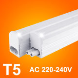 Tubo T5 220V chiaro 240V 6With10W LED del LED