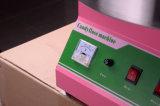 Neue Art-elektrische rosafarbene Süßigkeit-Glasschlacke-Maschine für Großverkauf