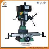 Perfuração de bancadas e equipamentos de moagem Zay7045 com uso de fábrica