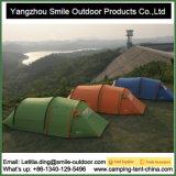 Barraca de acampamento impressa do túnel do dossel do mercado costume relativo à promoção