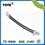Gomma di Yute Fmvss-106 EPDM Assemblea di tubo flessibile del freno da 1/8 di pollice