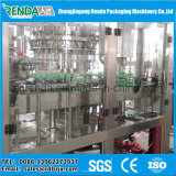 Botella de Cerveza Máquina Tapadora de llenado de lavado con la certificación CE