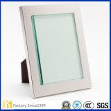 prezzo della lastra di vetro della radura di 1.8mm 2mm 3mm per il blocco per grafici della foto