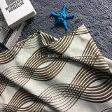 Tela popular de la cortina del poliester del modelo 2017