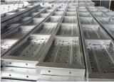 De Planken van de Steiger van het Staal van de Delen van het Systeem van de Steiger van Cuplock