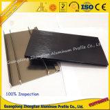 Perfil de alumínio do alumínio da placa de contorno do perfil da mobília