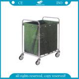 [أغ-سّ013] مع يعلم حقيبة مستشفى [ستينلسّ ستيل] مستشفى كتّان عربات