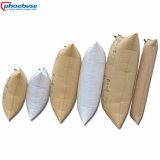 Envase Reti que empaqueta el bolso inflable del balastro de madera del aire