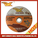 El abrasivo de Kexin filetea las ruedas abrasivas del corte